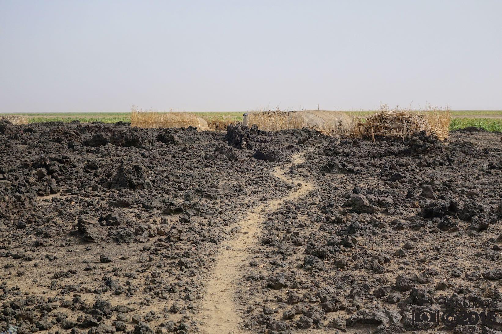 Erta Ale – Der brodelnde Vulkan - Äthiopien