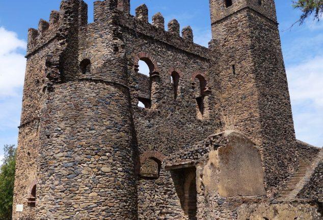 Gonder´s Royal Castle