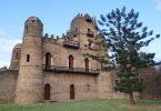 Gonder´s Royal Castle - Äthiopien