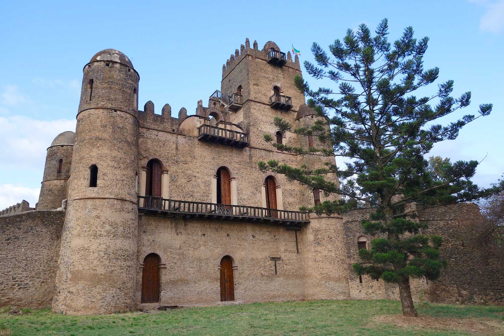 Gonder´s Royal Castle