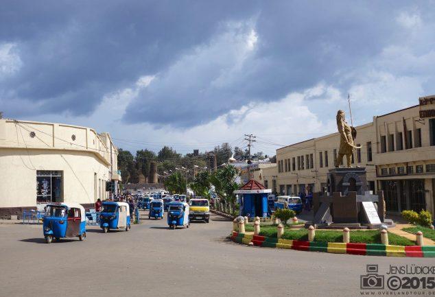 Gondar City