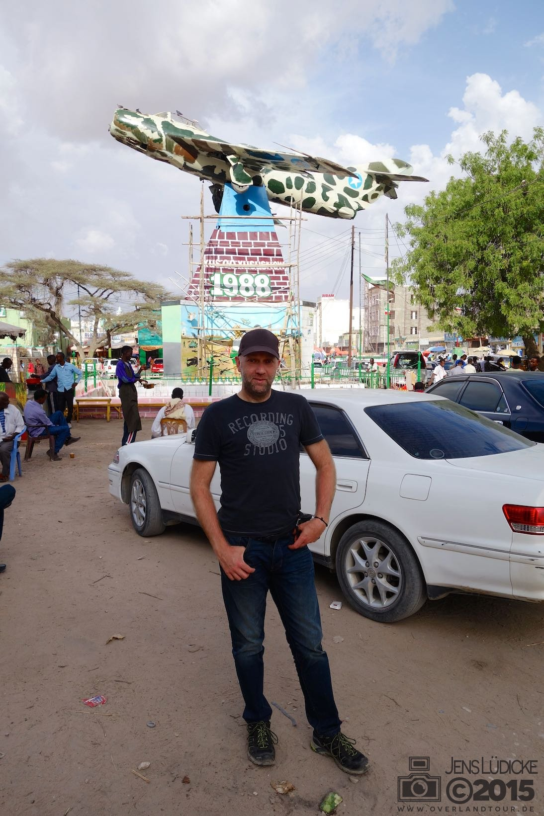 Sightseeing Highlight von Hargeisa