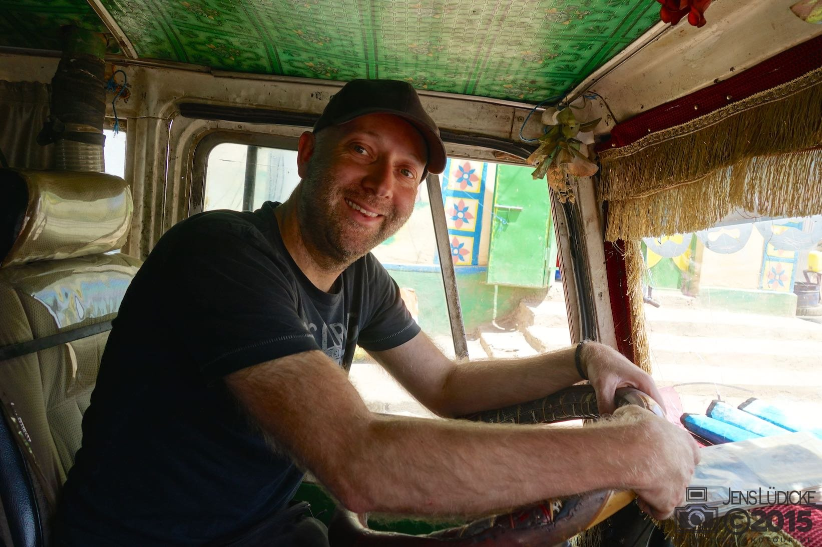 Auf der Fahrt zur Grenze nach Äthiopien