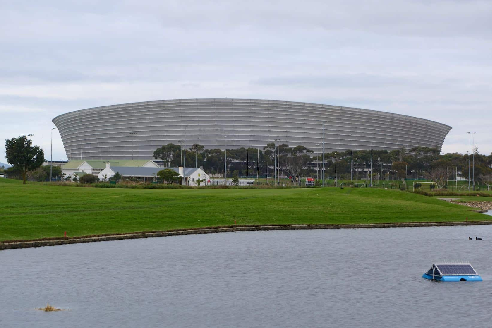 Cape Town – WM-Stadion – Green Point – Sea Point
