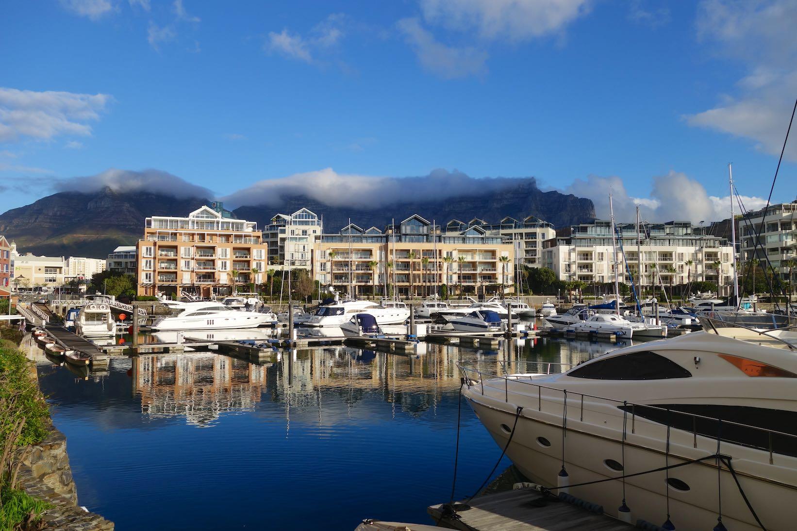 Ein Wiedersehen mit Kapstadt