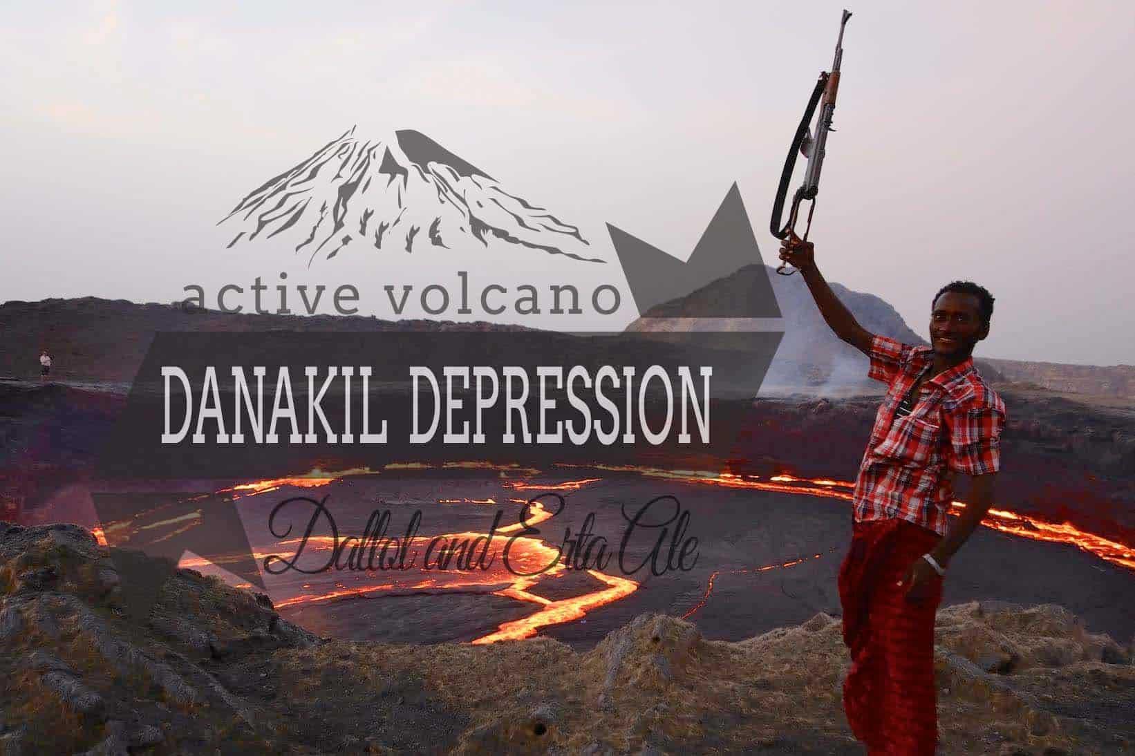 Das Video zur Danakil Depression samt Erta Ale