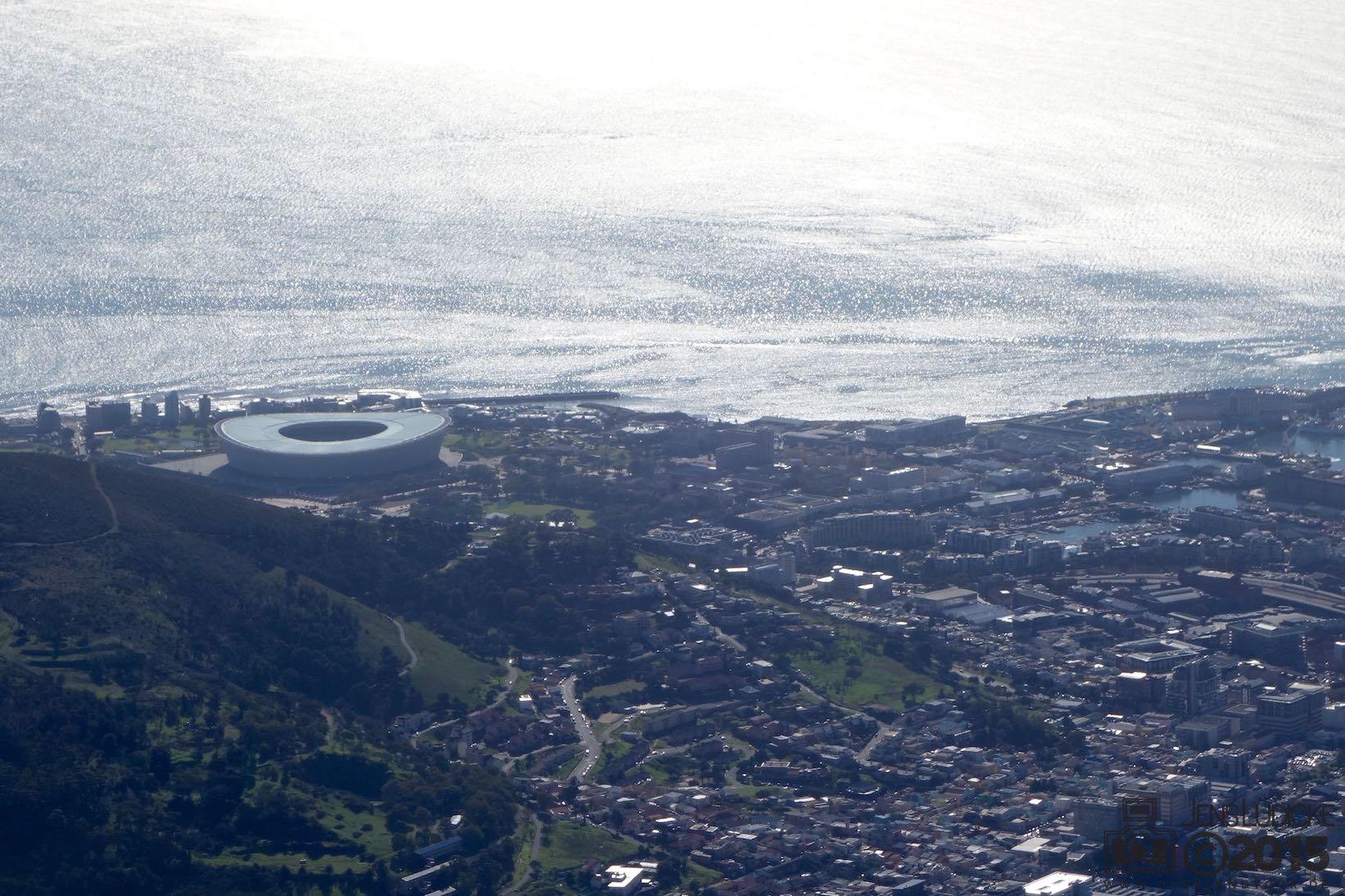 Der Platteklip Gorge ist der älteste Weg zum Gipfel des Tafelbergs in Kapstadt