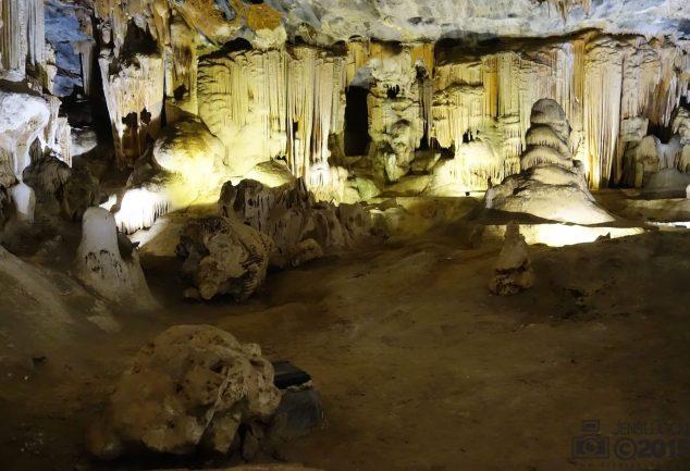 Cango Caves bei Oudtshoorn