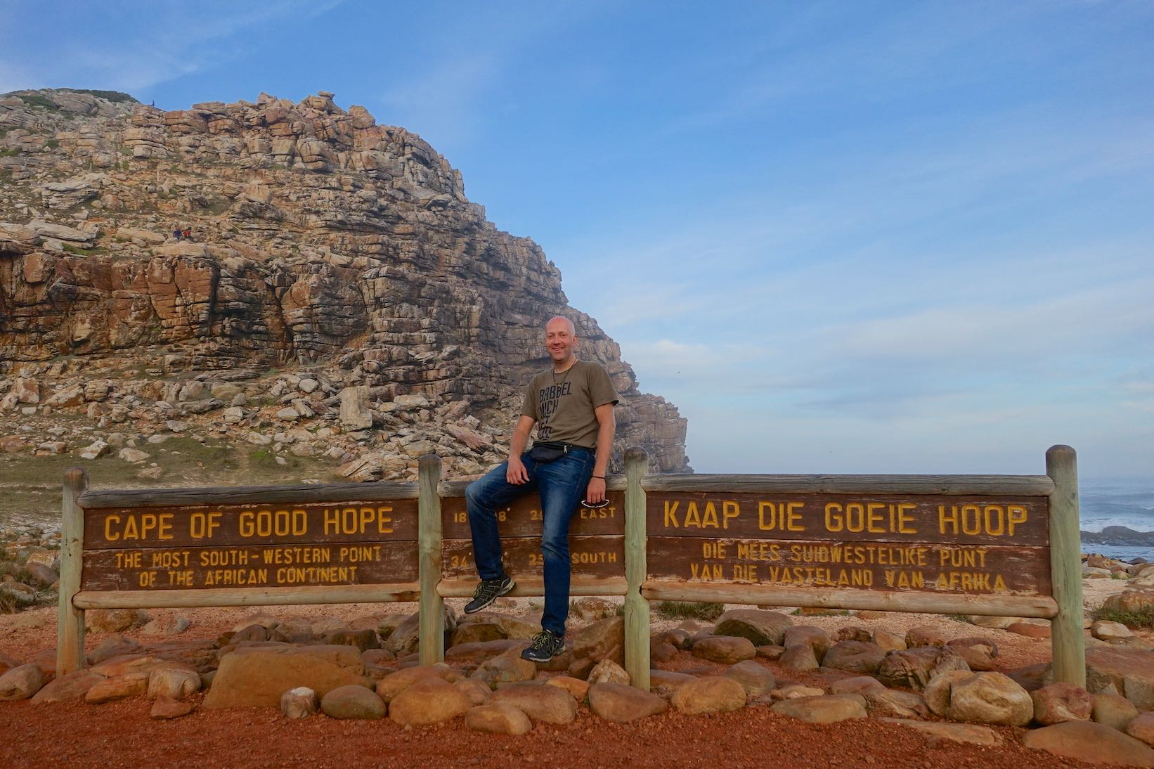 The Cape Peninsula Tour – Auf zum Kap