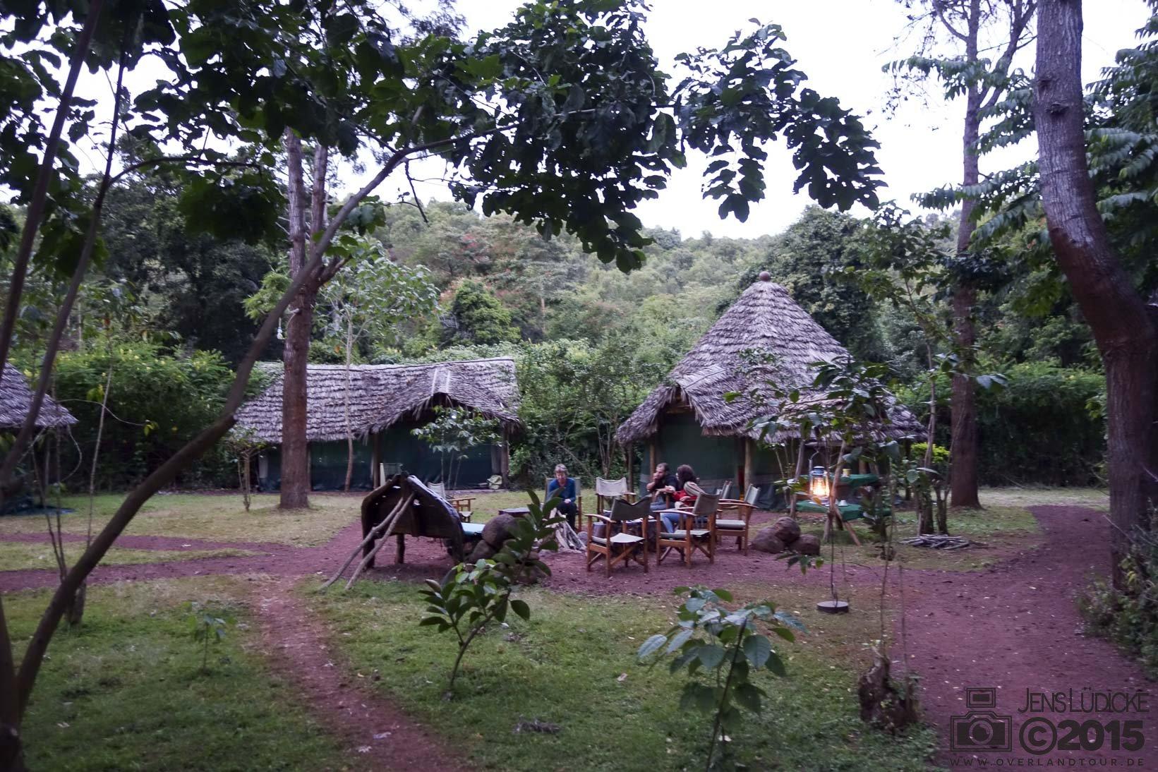 Karatu Forest Tented Camp – Ein toller Ort im Busch
