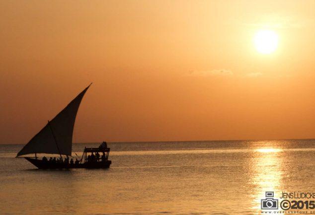 Sunset Nungwi | Zanzibar