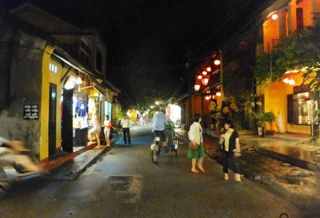Eine wunderschöne Altstadt in Hoi An