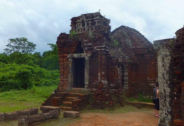 Die Tempelanlagen von My Son