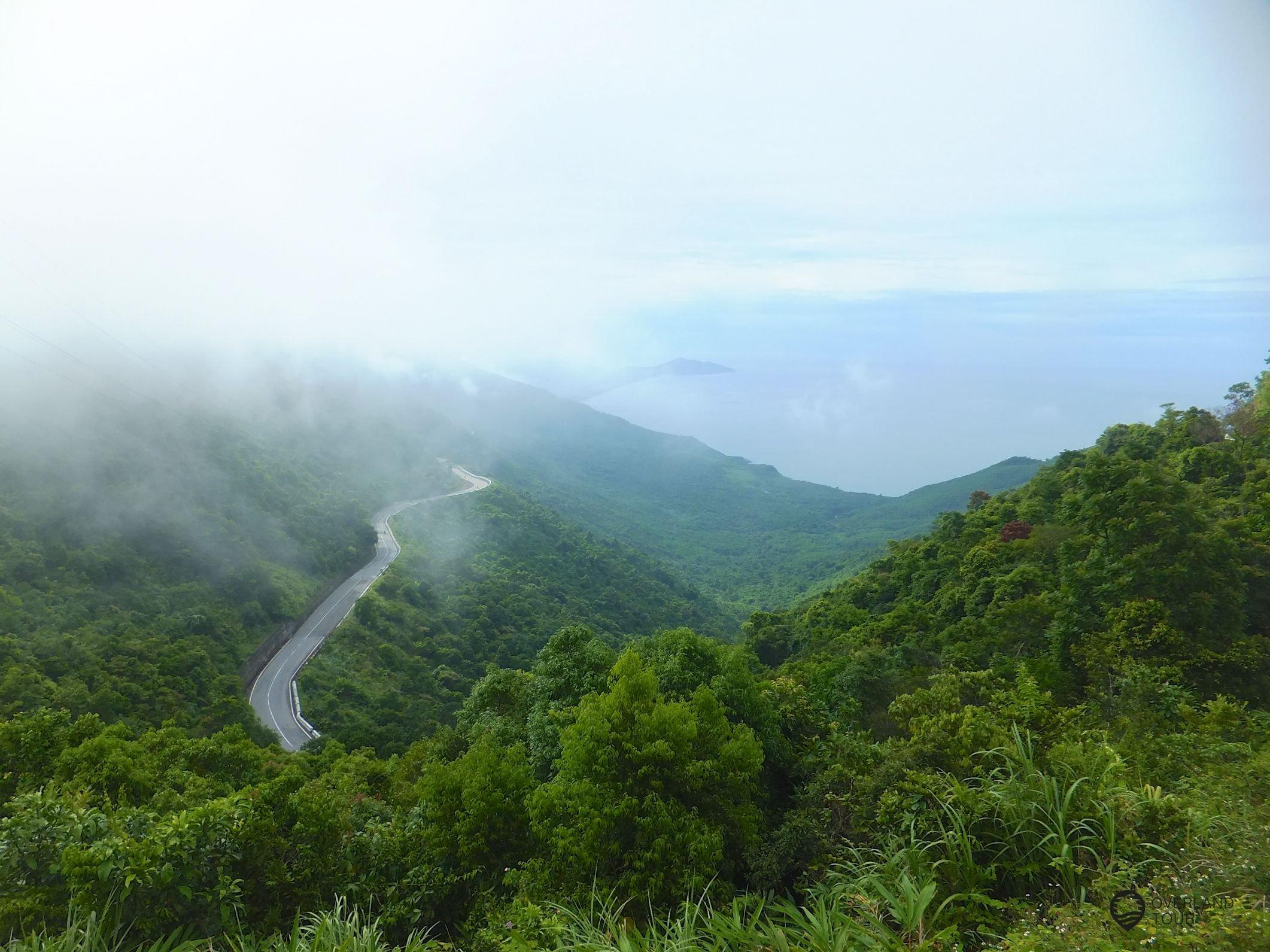 Der Wolken Pass – Die Grenze von Nord- und Südvietnam