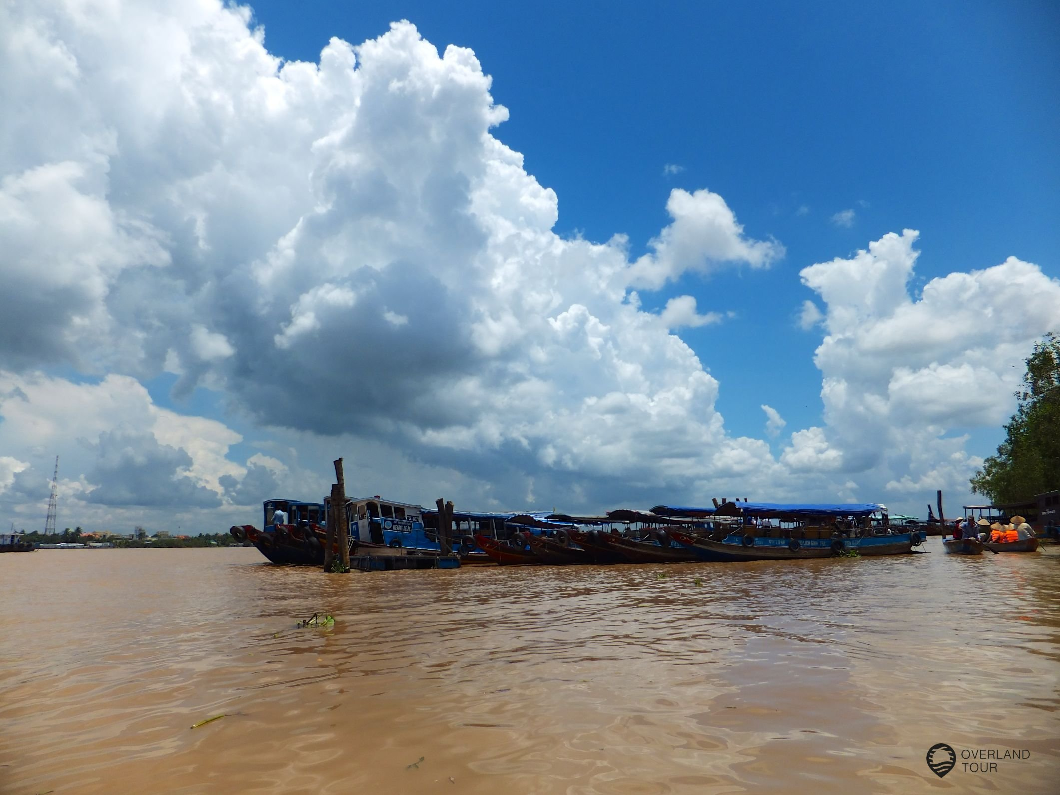 Mekong River And Cu Chi Tunnel Tour