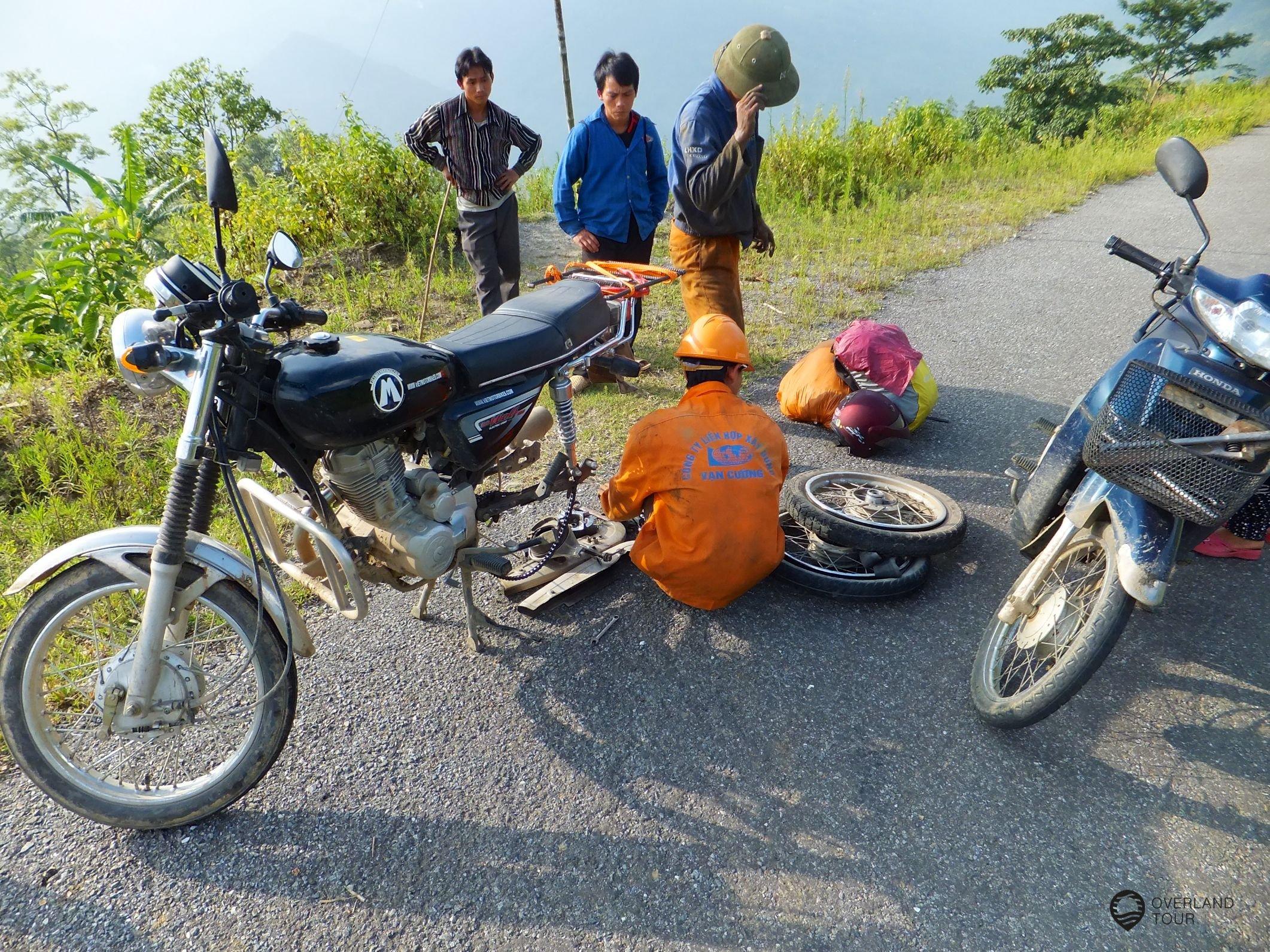 Unsere hilfsbereiten Vietnamesen