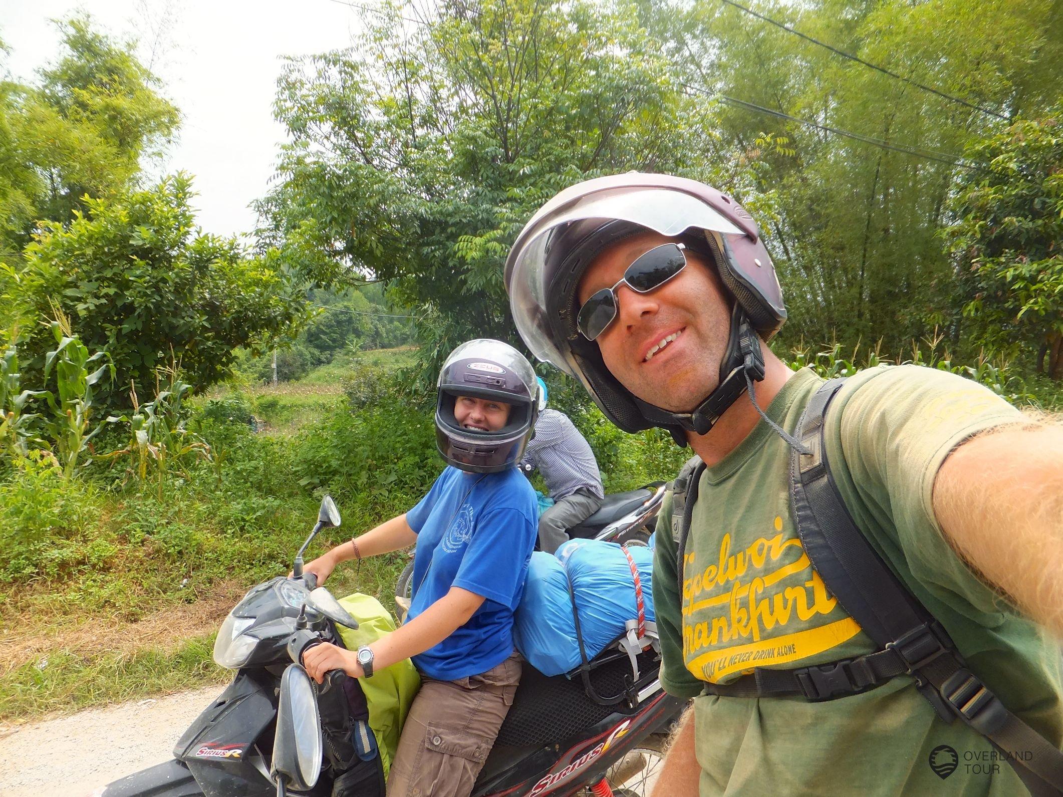 mmer Spaß auf dem Road Trip Vietnam, auch wenn es noch so hart war!