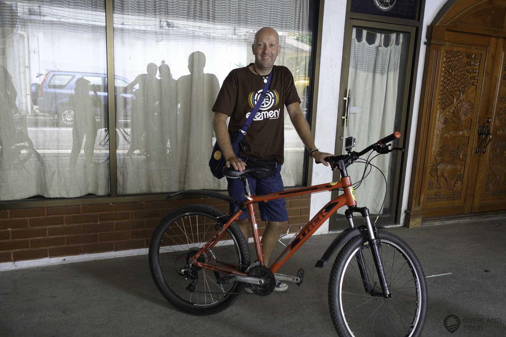 Fahrradtour Bangkok – Eine sehr gute Idee