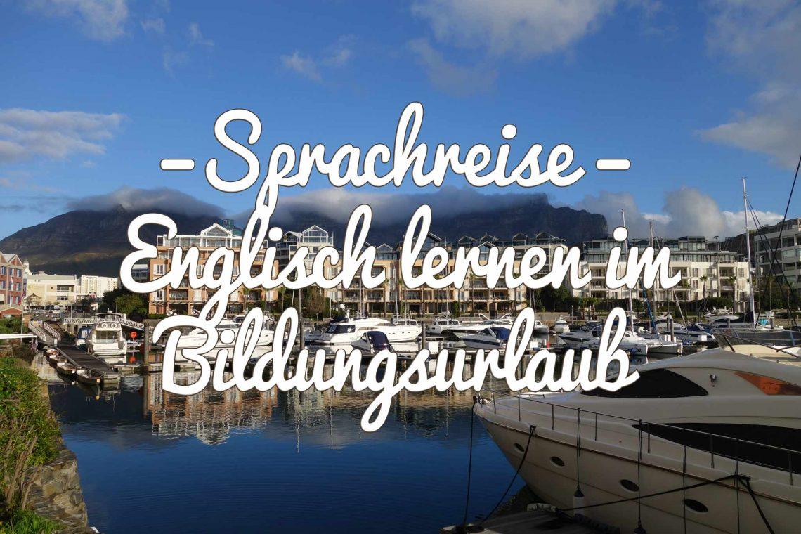 Bildungsurlaub Sprachreise