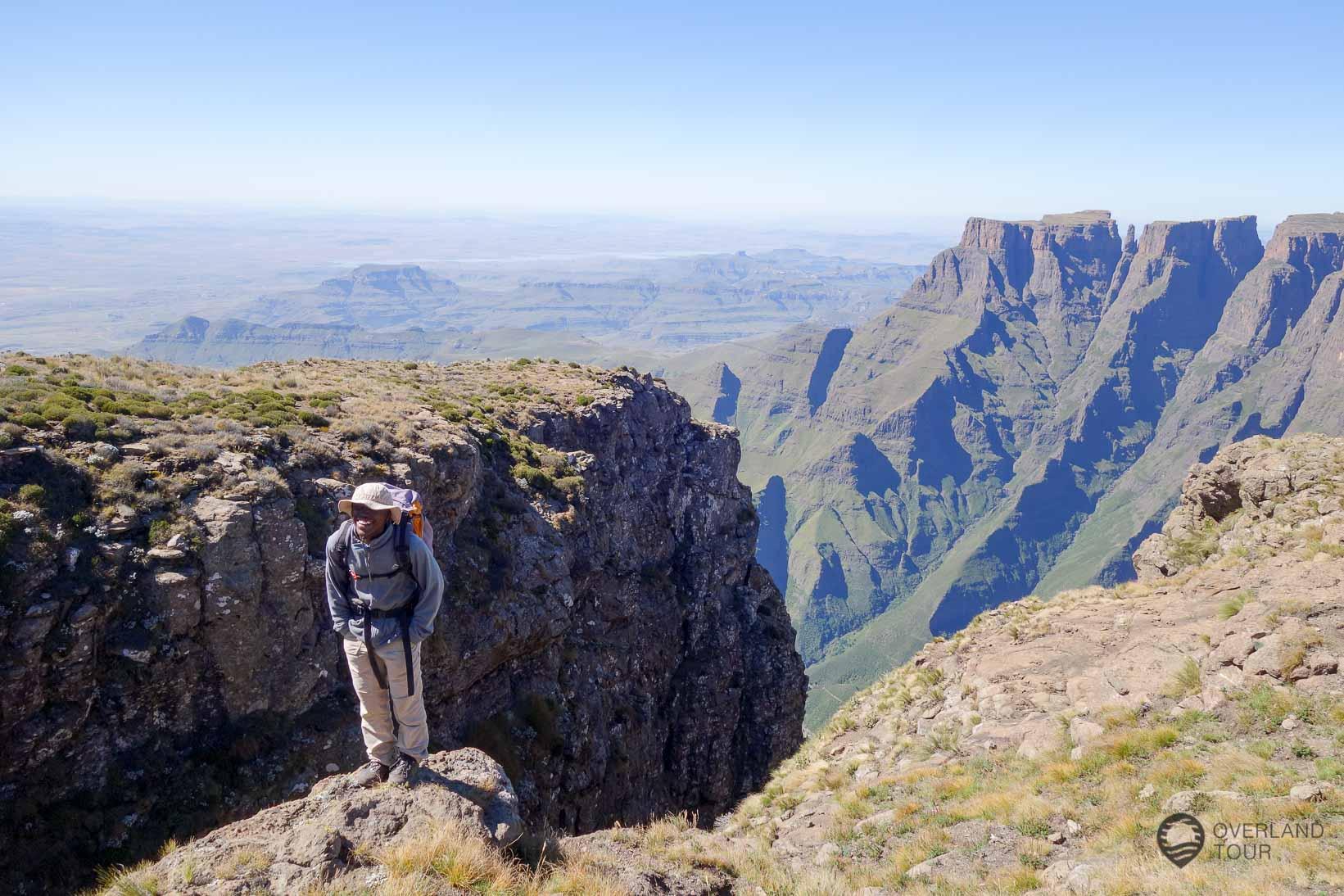 Eine der besten Wanderungen in Südafrika.