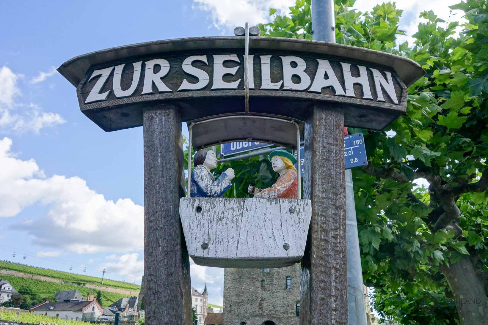 Ring Tour Rüdesheim - Assmanshausen - Bingen - Rüdesheim