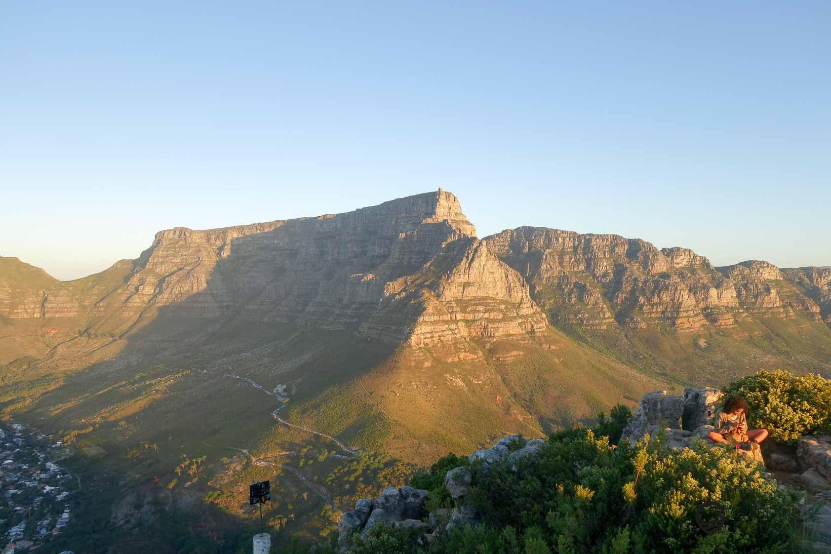Beste Reisezeit Kapstadt – Table Mountain