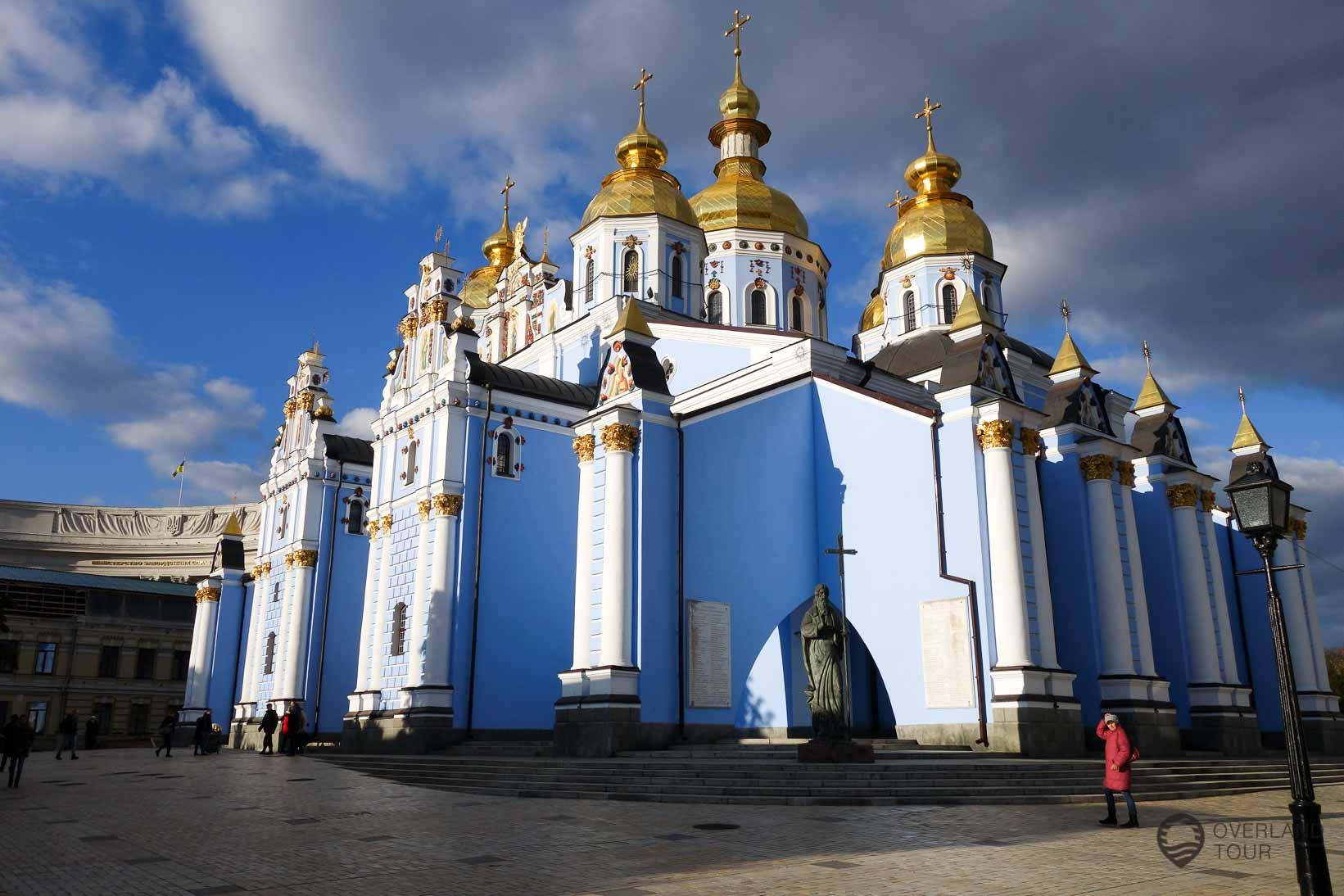 Kiew die Hauptstadt der Ukraine