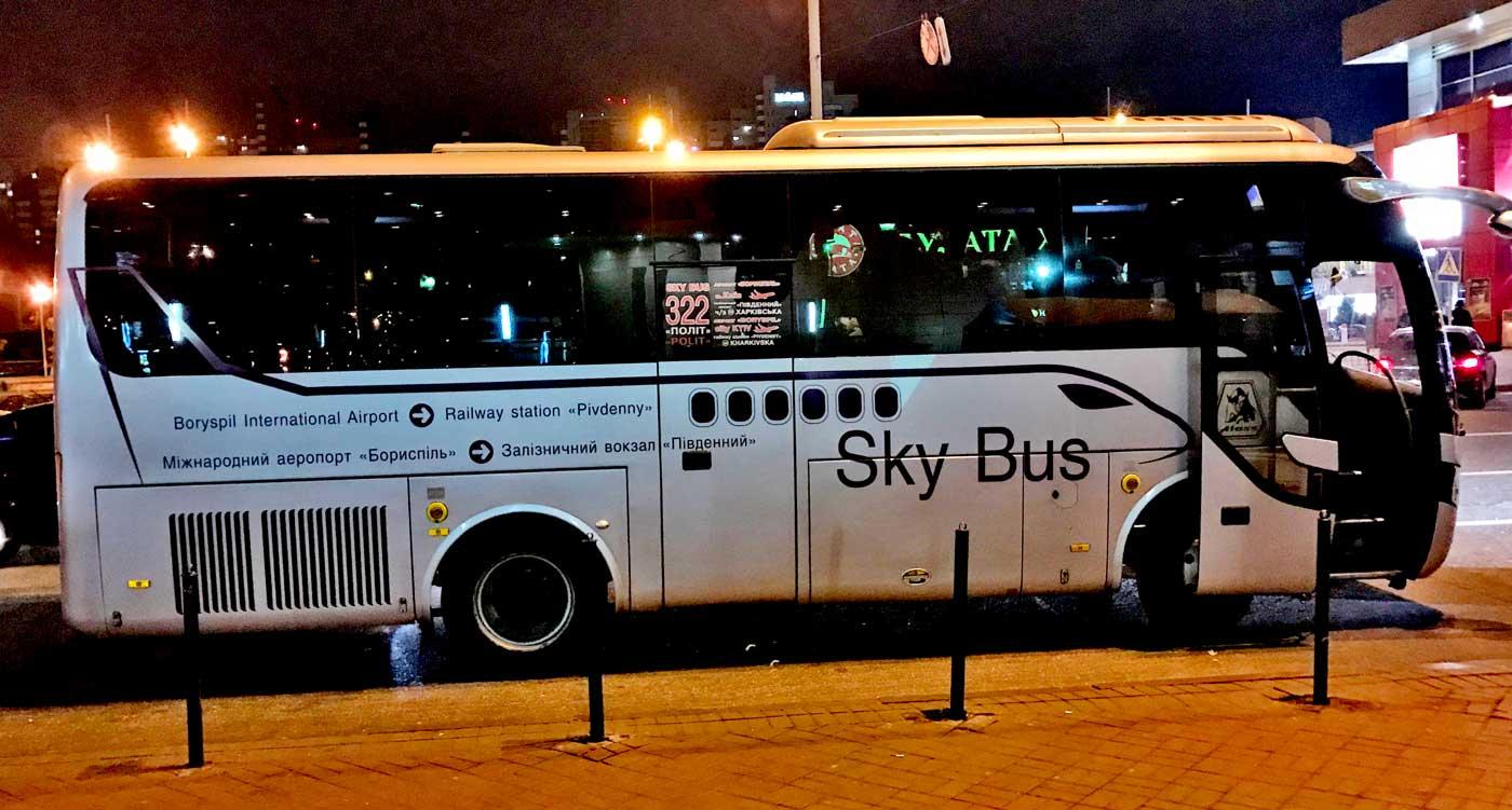 Sky Bus Kiew
