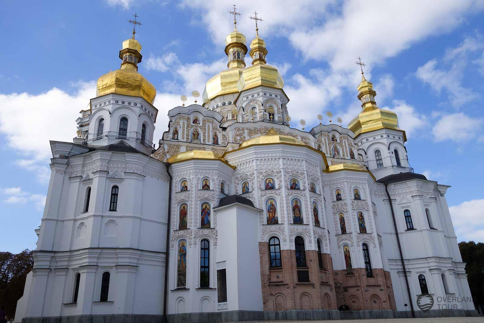 Mariä-Entschlafens-Kathedrale und das Höhlenkloster