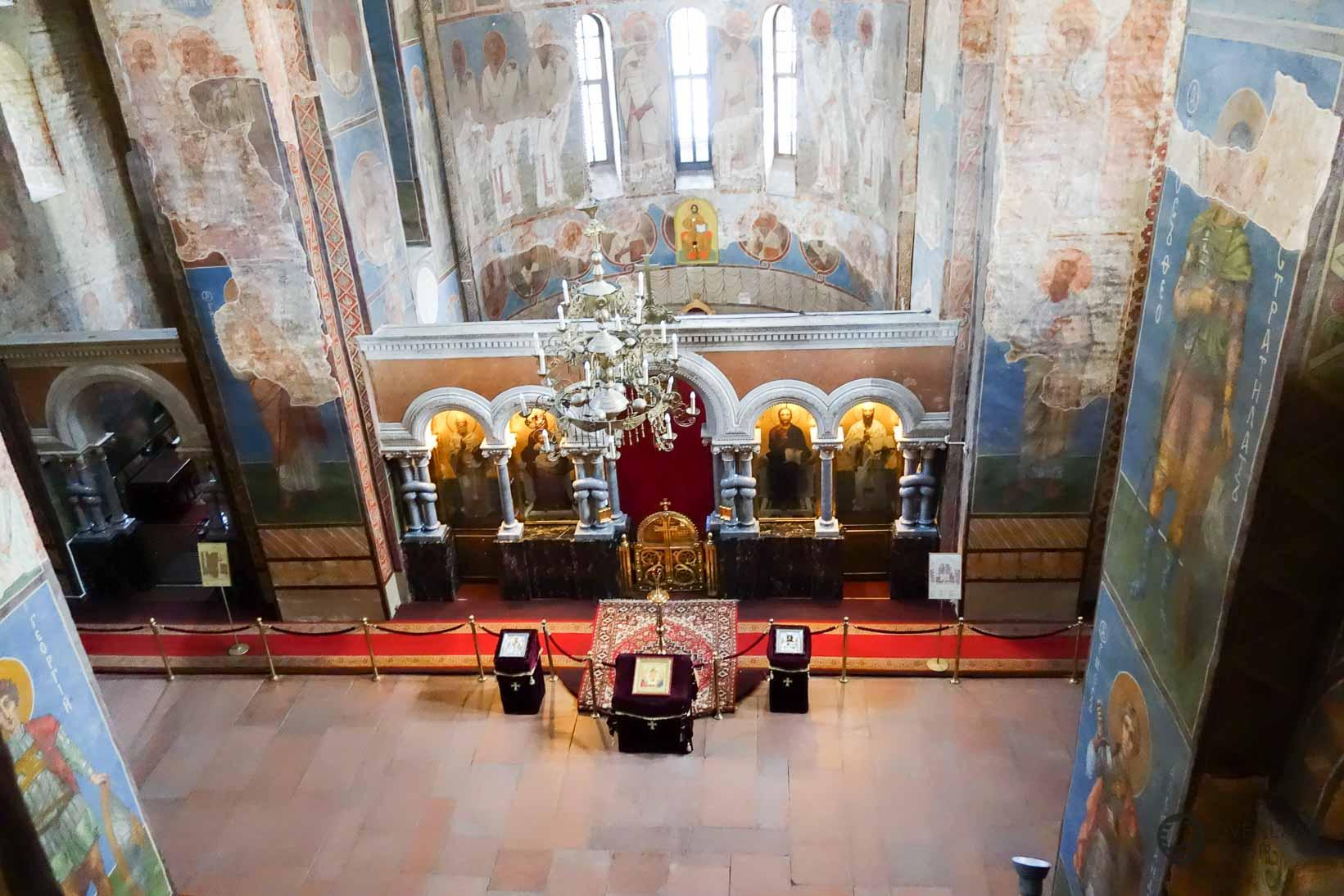 Die St. Cyril´s Kirche in Kiew