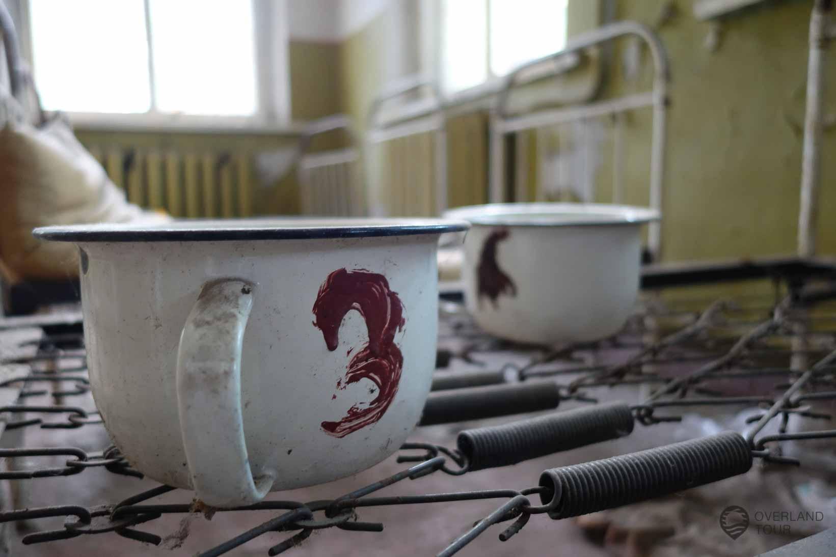 Kopachi Kindergarten - 7 km von Tschernobyl entfernt