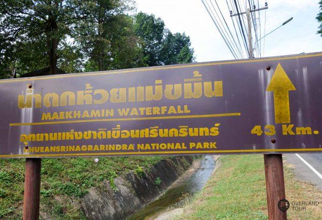Erawan Wasserfällen