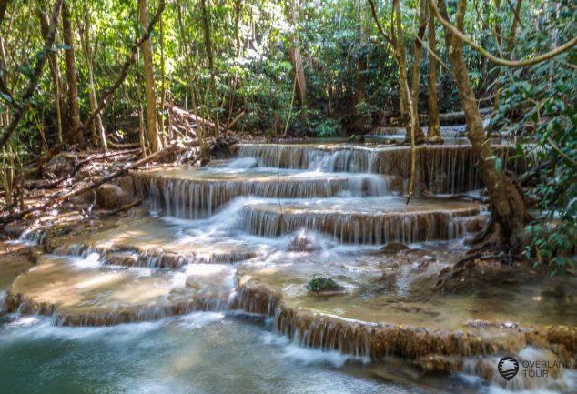 Huay Meakamin Waterfalls