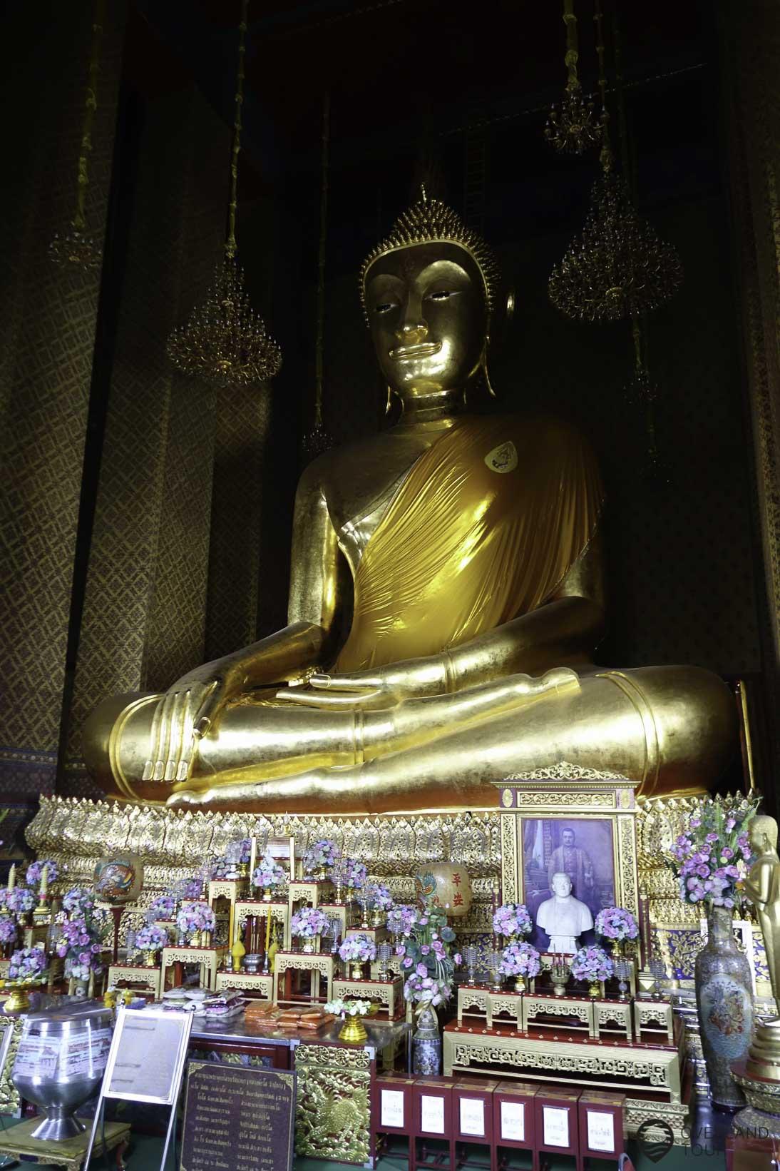 Das Wat Kalayanamit während der Co Classical Tour