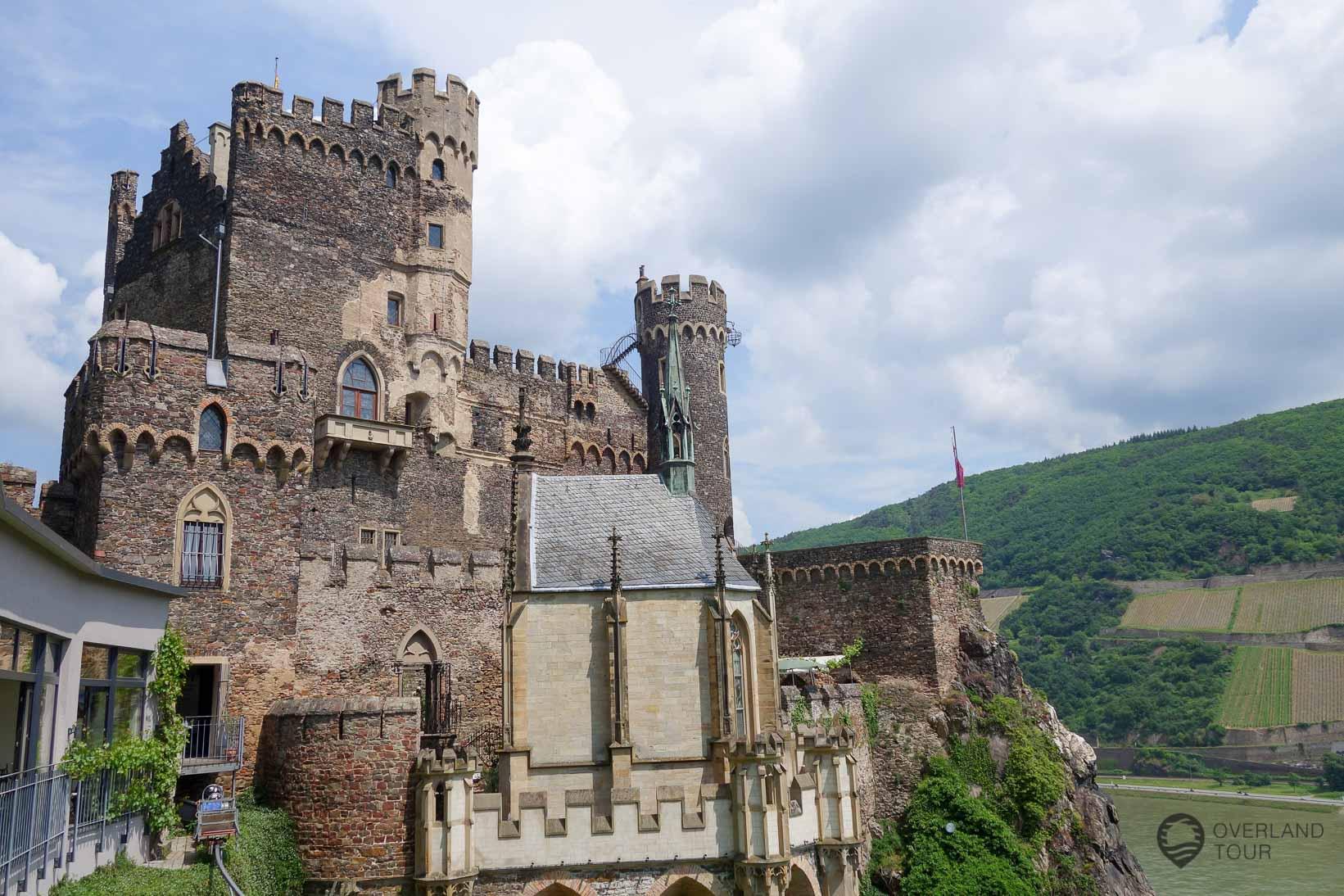 Mein Tipp ist die Burg Rheinstein - Ein echtes Highlight auf dem RheinBurgenWeg