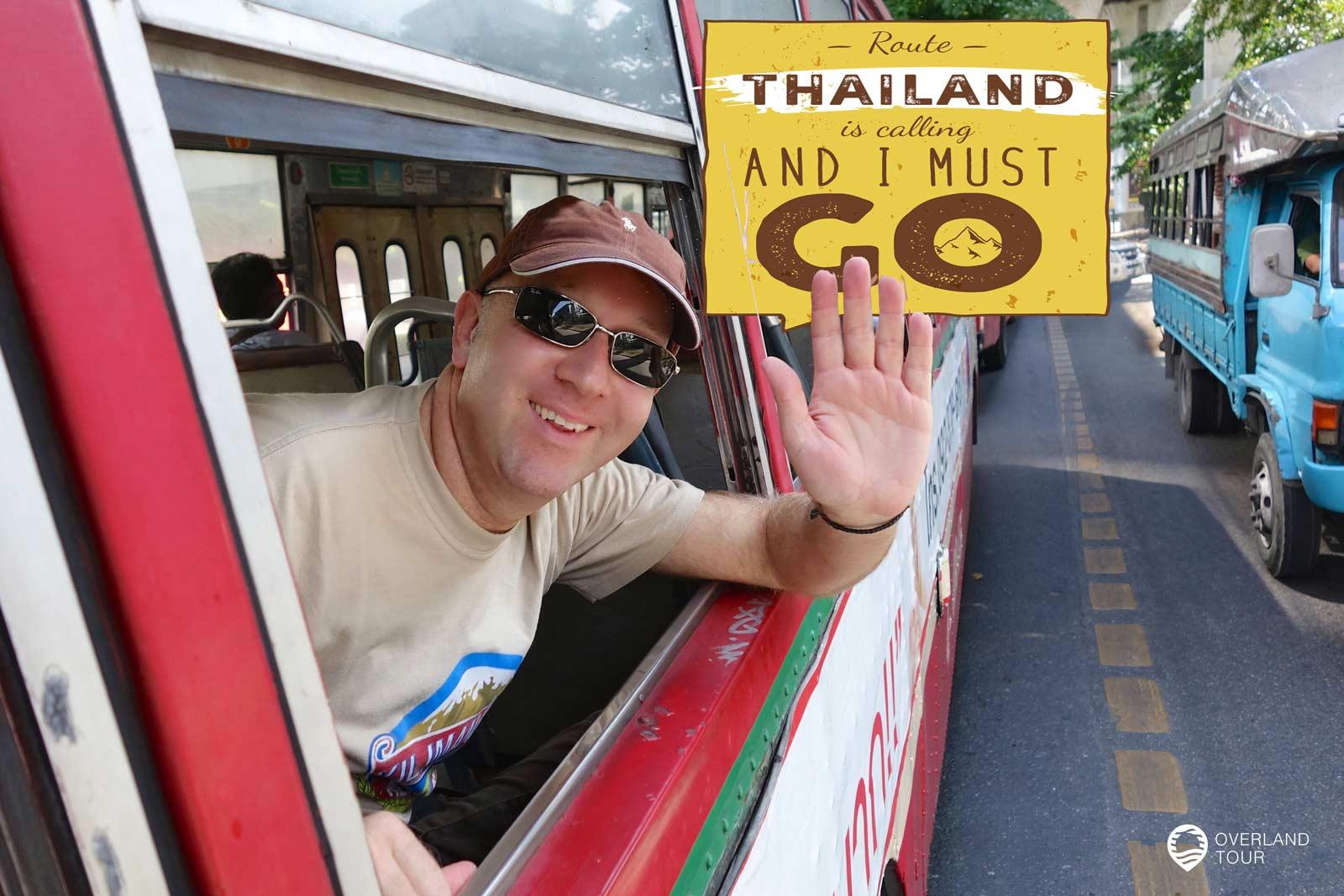 Thailand Backpacking Reiseroute inkl. Reisetipps und Reiseplanung