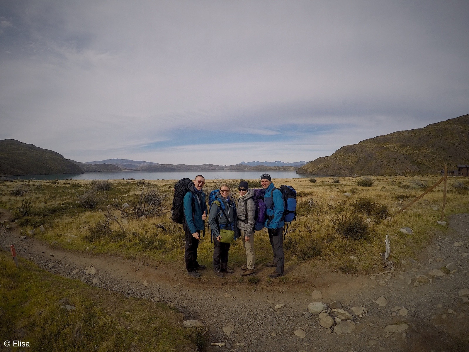 Der W-Trek im Torres del Paine Nationalpark