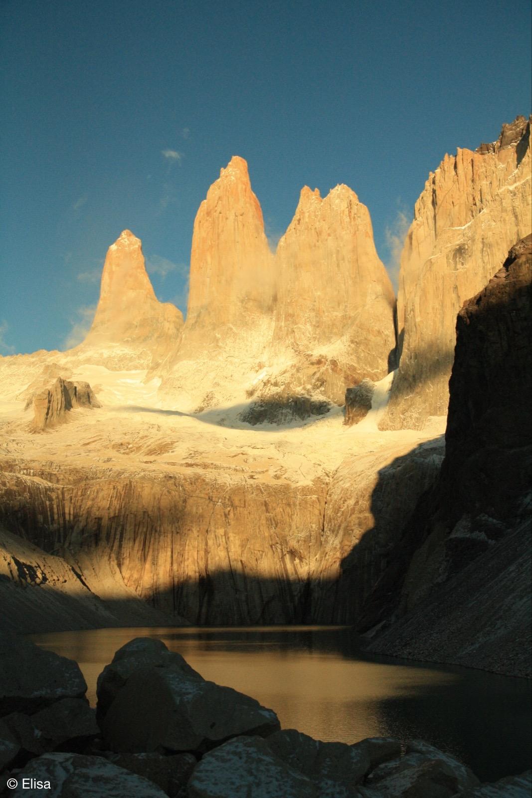 Das grosse Finale - die 3 Torres im Nationalpark