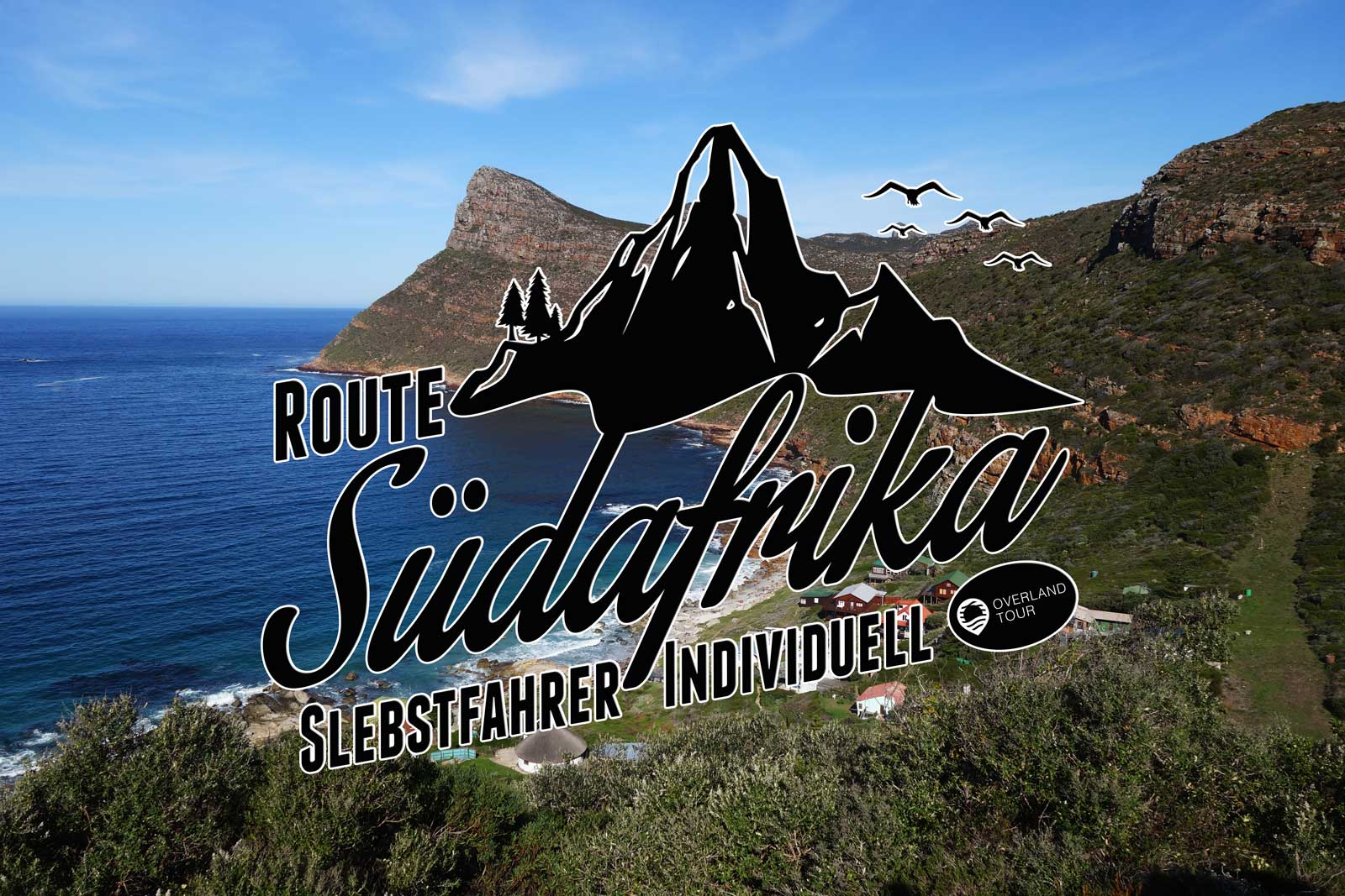 Südafrika Tour individuell für Selbstfahrer