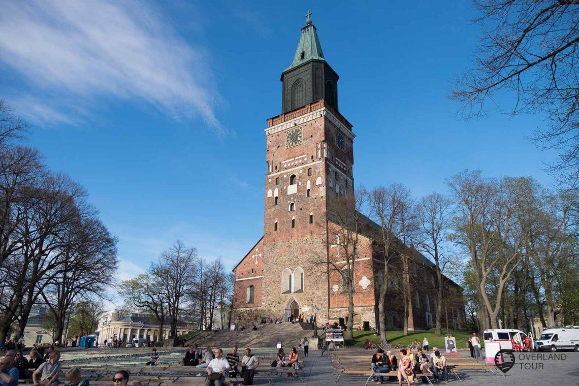 Der Dom in Turku