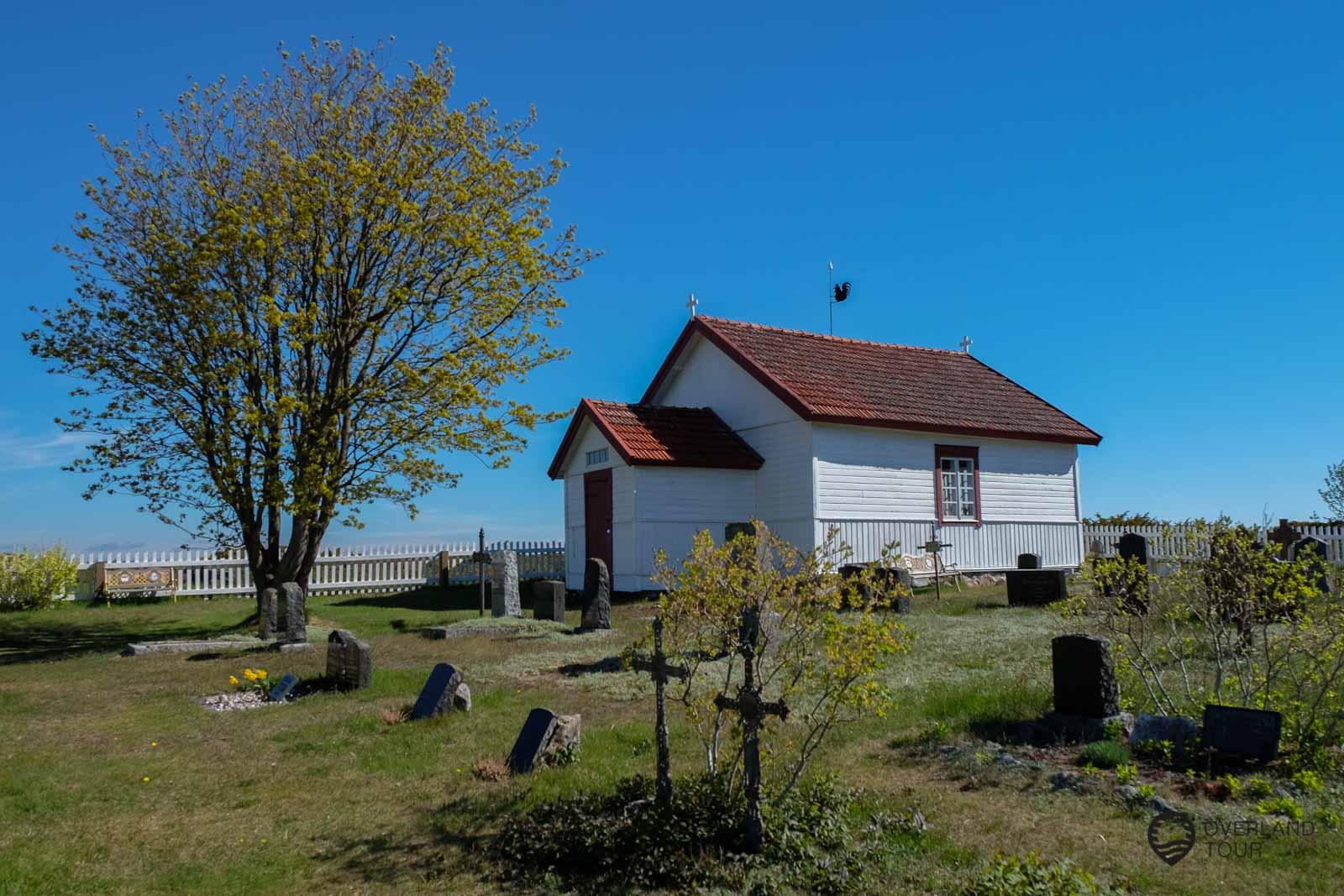 Die Kapelle auf Jurmo