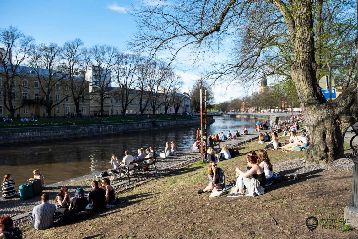 Turku ist das Sprungbrett zum Schärenmeer und ein Stadt zum Erkunden.