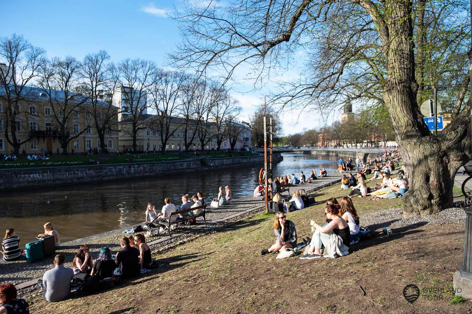Turku – Ein Städtetrip und der Start zum Schärenmeer
