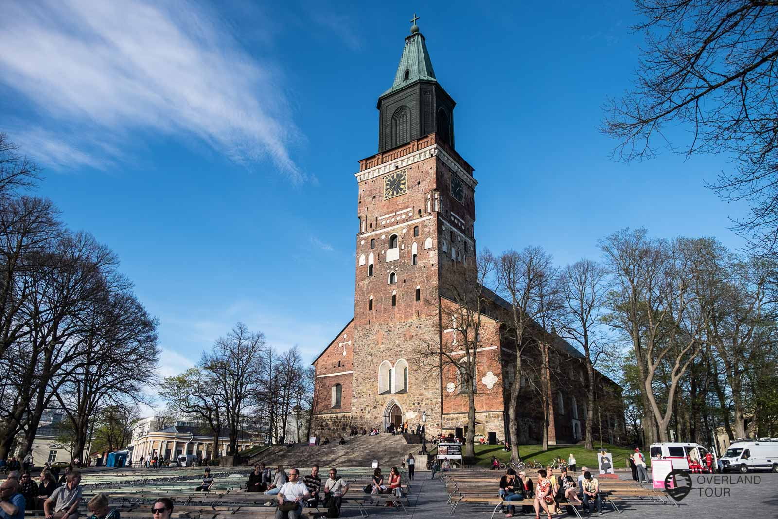 Der Dom in Turku