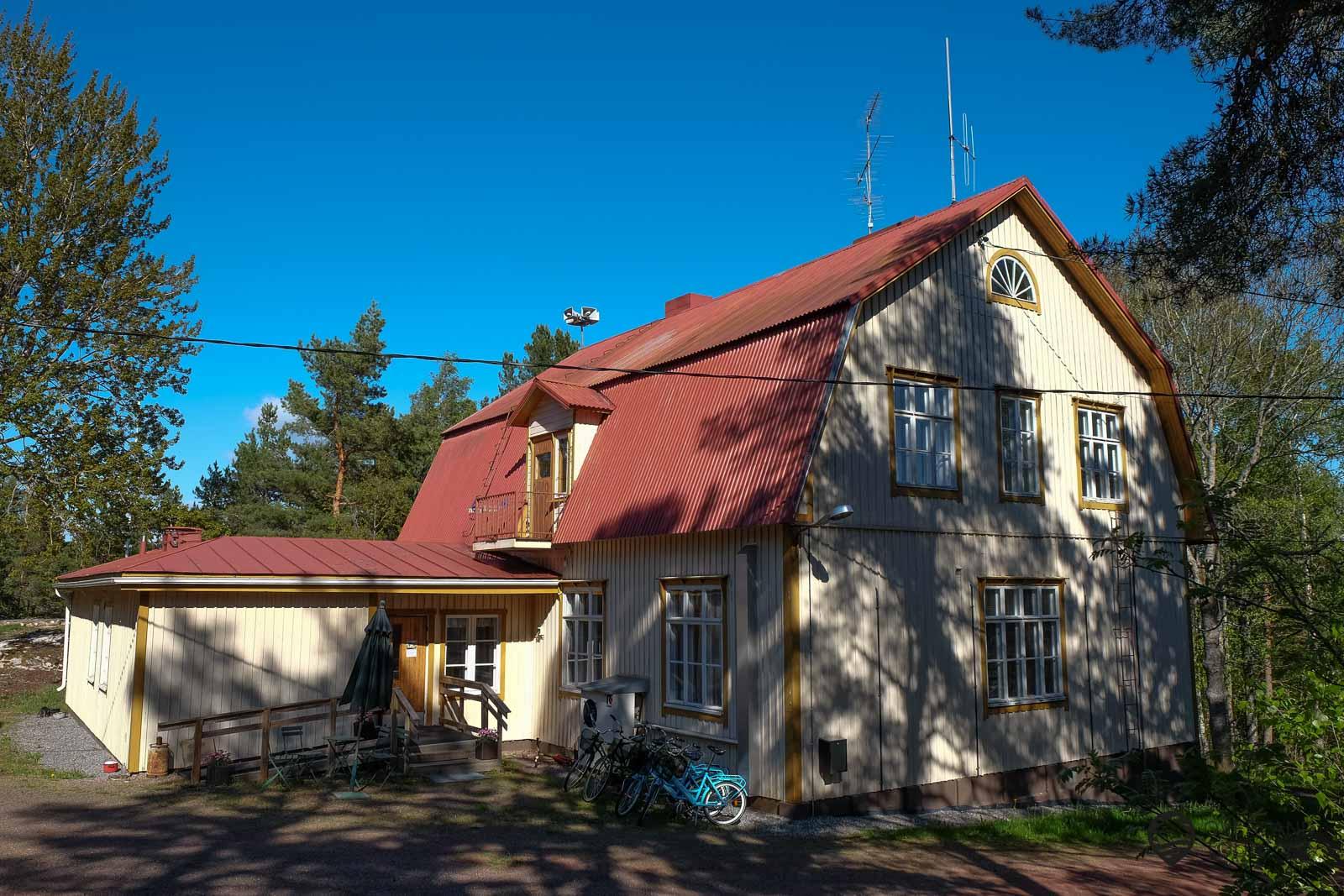 Die Villa Högbo