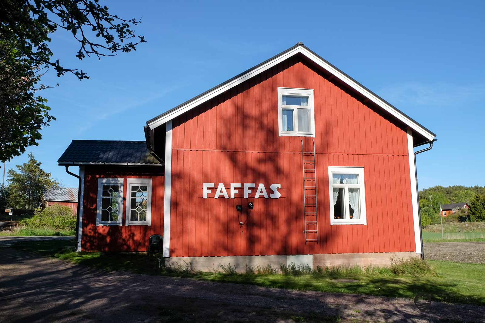 The B & B FAFFAS on Korpo