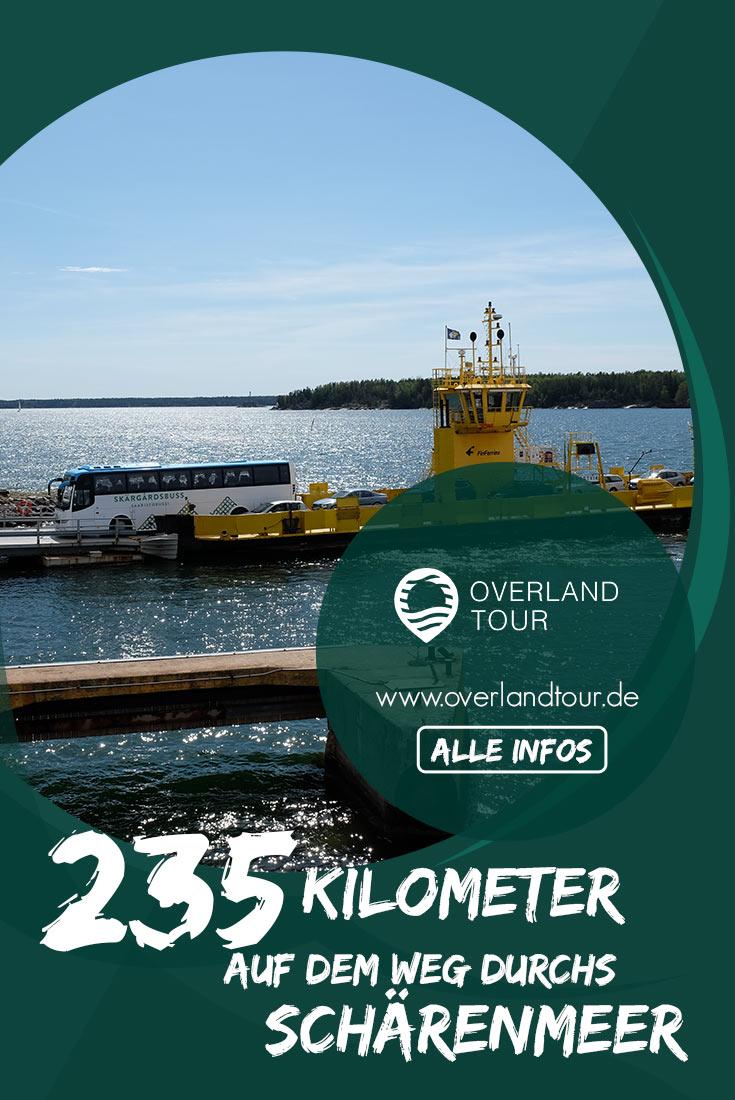 Über die Insel Nagu und weiter ins Schärenmeer - PIN IT!