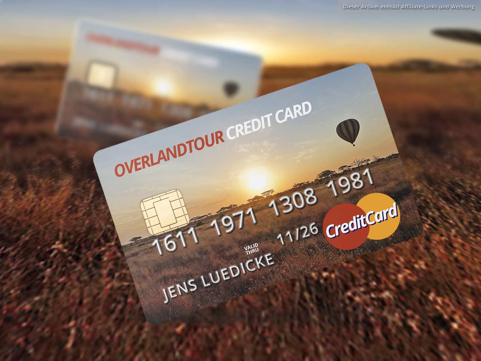 Die beste Reisekreditkarte – Kostenlos Geld abheben im Ausland