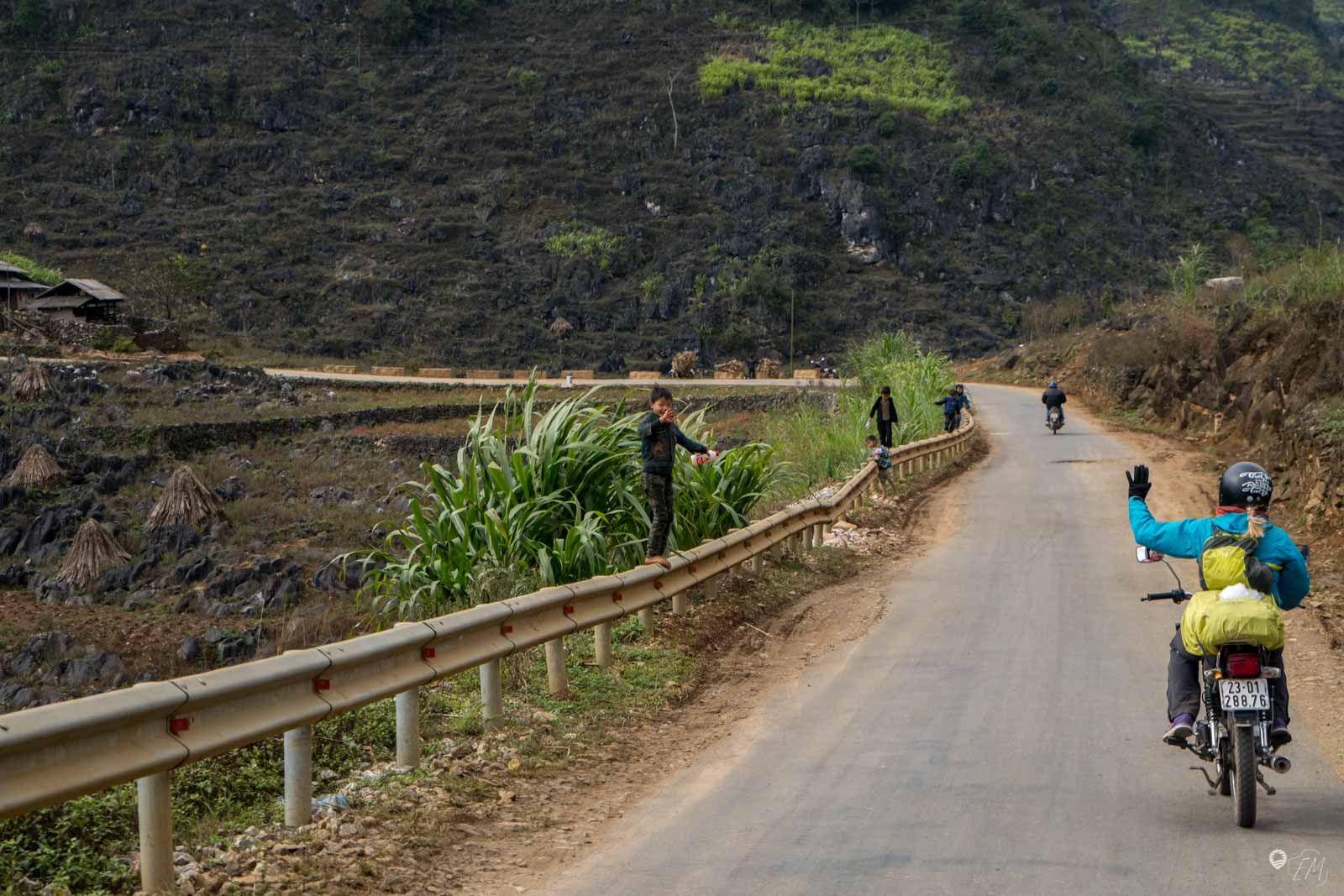 Motorradtour durch Nordvietnam – Der Northern Loop