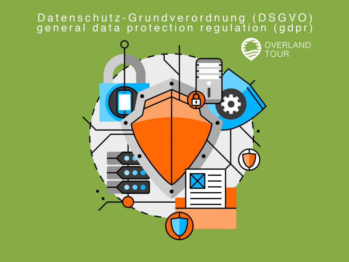 Datenschutz-Grundverordnung (DSGVO) general data protection regulation (gdpr)